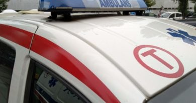 karetka ambulans 2 390x205 - Poznań: Pijana kobieta zaatakowała ratowników medycznych