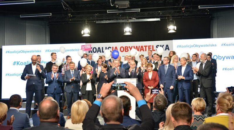 ko6 800x445 - Poznań: Współpraca, a nie kłótnie. Pod takim hasłem idzie do wyborów Koalicja Obywatelska