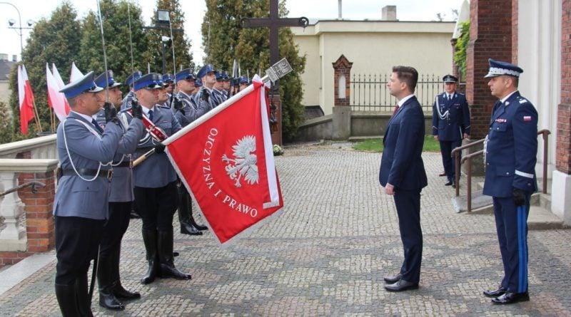komenda kalisz 4 fot.kwp  800x445 - Kalisz: Oddano do użytku najnowocześniejszą w Polsce komendę policji