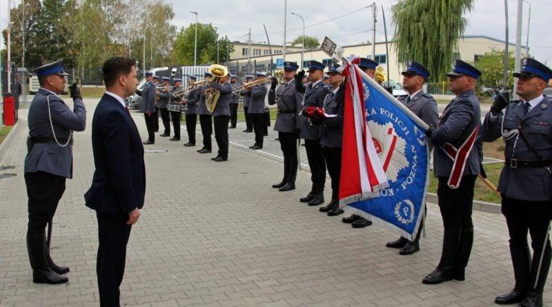 komenda kalisz 8 fot.kwp  800x445 - Kalisz: Oddano do użytku najnowocześniejszą w Polsce komendę policji