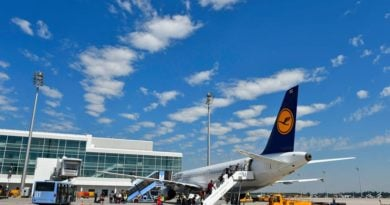 lawica fot. ump 2 390x205 - Poznań: Znów zmiany w ruchu lotniczym. Ławica wstrzymuje niektóre loty