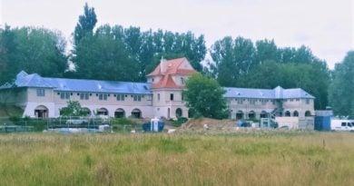 lazienki rzeczne 390x205 - Poznań: Łazienki Rzeczne odzyskują świetność
