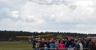 Lotnisko Ligowiec fot. UMP
