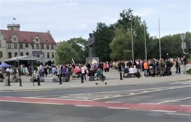 marsz dla zycia 3 fot. k. adamska - Poznań: Przez centrum miasta przejdzie Marsz dla Życia