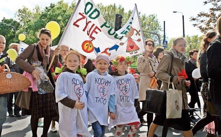 marsz dla zycia 720x445 - Poznań: Przez centrum miasta przejdzie Marsz dla Życia