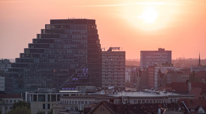 Miasto Poznań panorama Fot. Sławek Wąchała-15