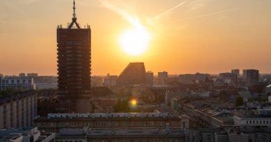 Miasto Poznań panorama Fot. Sławek Wąchała-4