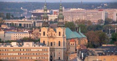 Miasto Poznań panorama Fot. Sławek Wąchała-8