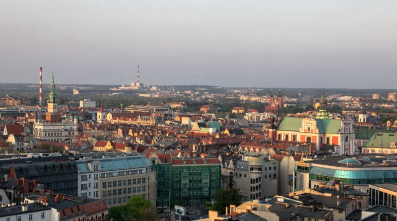 miasto poznan fot. slawek wachala 800x445 - Poznań: Miasto będzie miało nowy dokument planowania przestrzennego