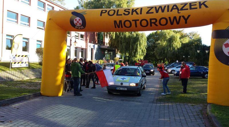 Mistrzostwa ratowników Drogowych fot. PZM