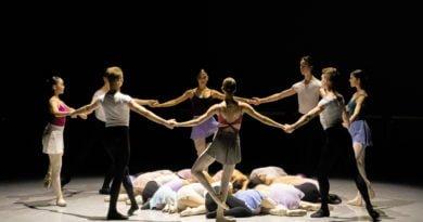 mlody duch tanca fot. slawek wachala 13 390x205 - Młody Duch Tańca - polsko-japoński projekt taneczny