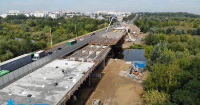 most lecha budowa fot. pim 390x205 - Poznań: Kolejna zmiana organizacji ruchu na moście Lecha
