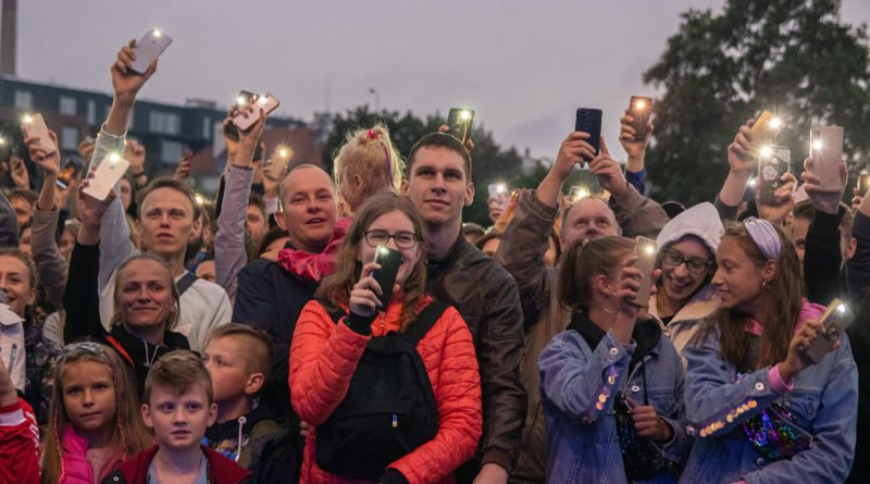 Mrozu nad Wartą Rzeka Warta Poznania Fot. Sławek Wąchała