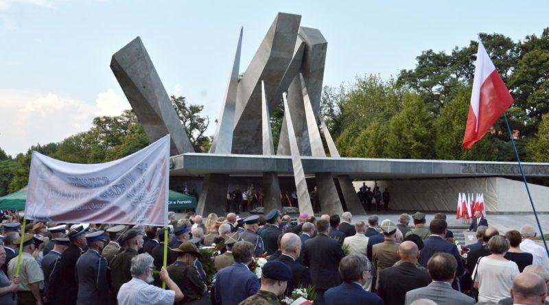 obchody rocznica ii wojna swiatowa fot. ump 1 800x445 - Poznań: Rocznica wybuchu II wojny światowej