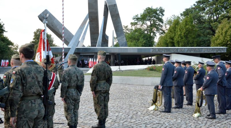 obchody rocznica ii wojna swiatowa fot. ump 10 800x445 - Poznań: Rocznica wybuchu II wojny światowej