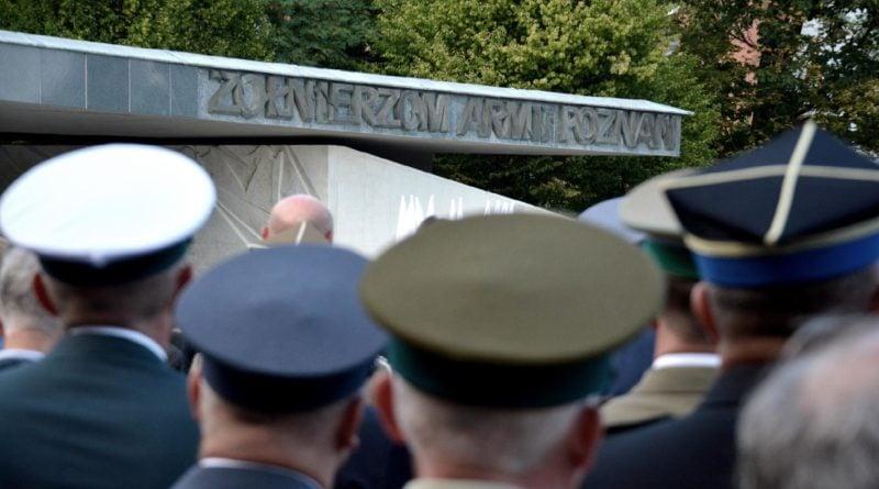 obchody rocznica ii wojna swiatowa fot. ump 2 800x445 - Poznań: Rocznica wybuchu II wojny światowej