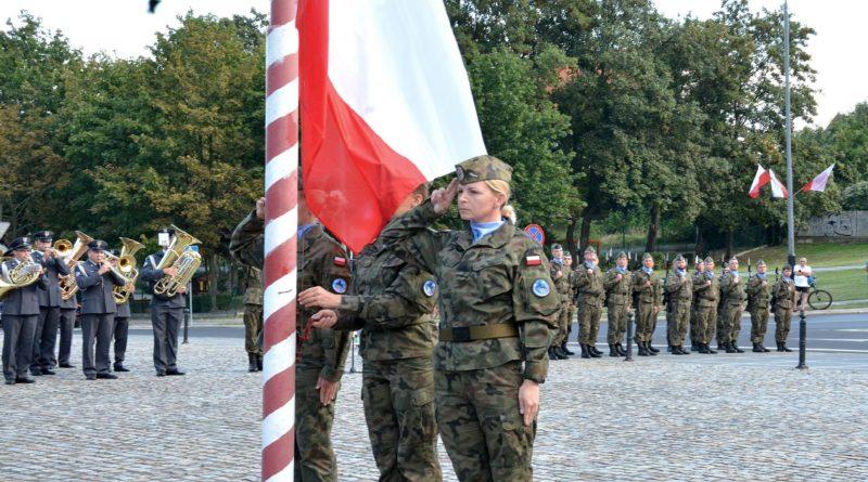 obchody rocznica ii wojna swiatowa fot. ump 7 800x445 - Poznań: Rocznica wybuchu II wojny światowej