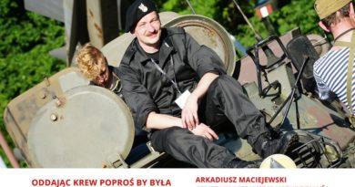 oddaj krew 390x205 - Poznań: Oddaj swoją forteczną krew koledze!
