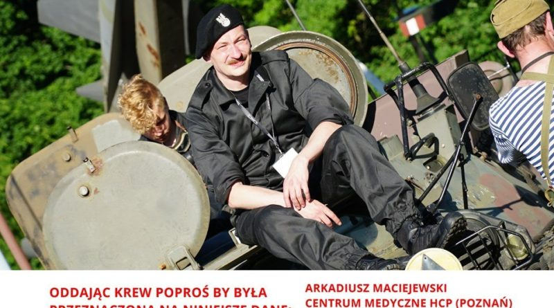 oddaj krew 800x445 - Poznań: Oddaj swoją forteczną krew koledze!