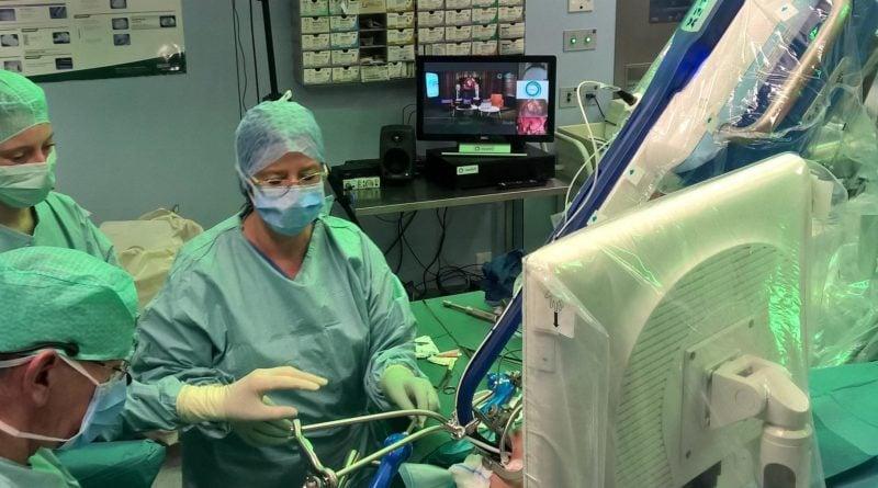 operacja lekarze szpital fot. UMP