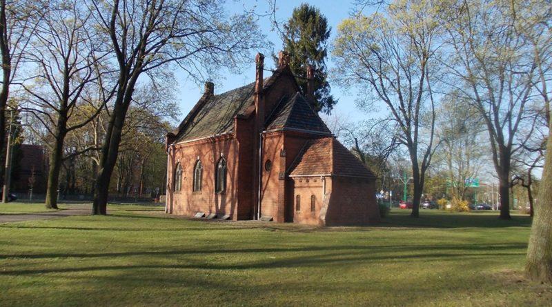 park manittiusa 800x445 - Dziedzictwo protestantyzmu w Poznaniu i Wielkopolsce