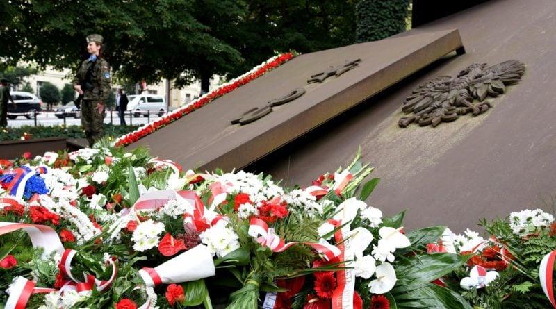 polskie panstwo podziemne fot. ump 800x445 - Poznań: Uroczystości przy Pomniku Polskiego Państwa Podziemnego. Będą utrudnienia w ruchu