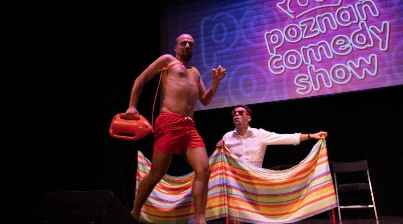 poznan comedy show fot. slawek wachala 57 of 155 800x445 - Poznań Comedy Show po wakacjach na Scenie na Piętrze