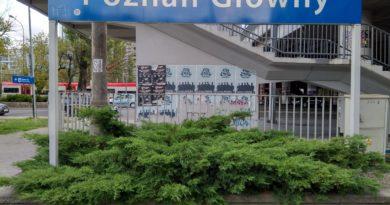 Poznań Główny dworzec