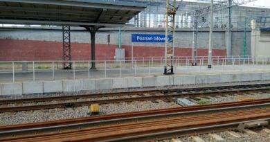 poznan glowny dworzec 2 390x205 - Poznań: Awaria sterowania ruchem na dworcu Poznań Główny!