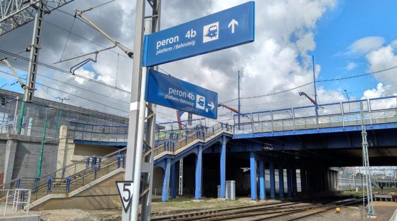 poznan glowny perony 800x445 - Ponad dwa miliardy złotych na dworzec w Poznaniu? Inwestycja strategiczna dla kraju