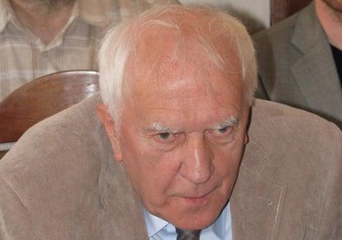 prof Jacek Łuczak fot.UMP