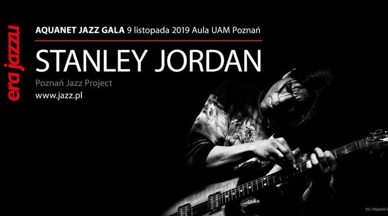sj 1 800x445 - Legendarny gitarzysta Stanley Jordan realizuje w Poznaniu niezwykły projekt