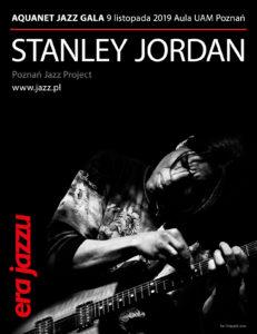 sj 2 231x300 - Legendarny gitarzysta Stanley Jordan realizuje w Poznaniu niezwykły projekt