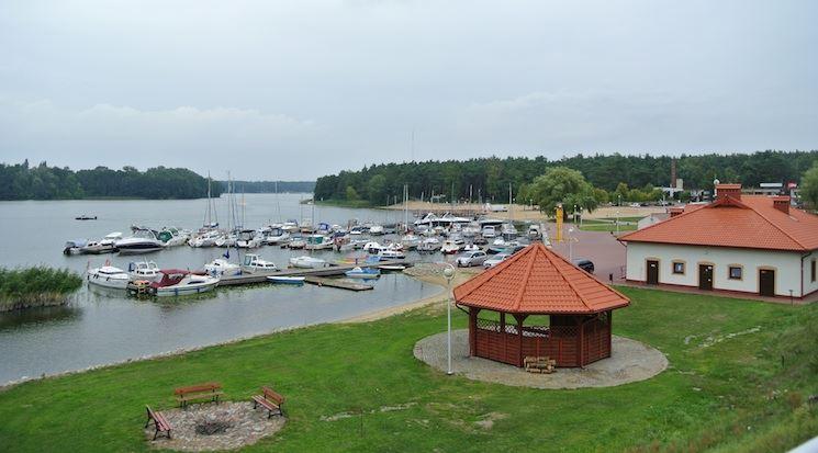 jezioro Ślesińskie
