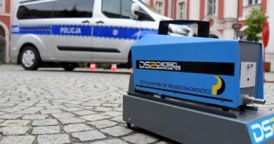 specjalistyczny samochod dla policji fot. ump 390x205 - Poznań: Policja ma specjalistyczny samochód. Do łapania trucicieli