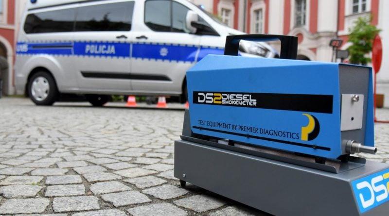 specjalistyczny samochod dla policji fot. ump 800x445 - Poznań: Policja ma specjalistyczny samochód. Do łapania trucicieli
