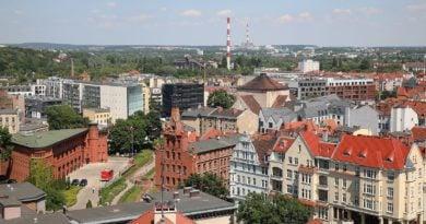 Stare Miasto w stronę Garbar fot. Rada Osiedla Stare Miasto