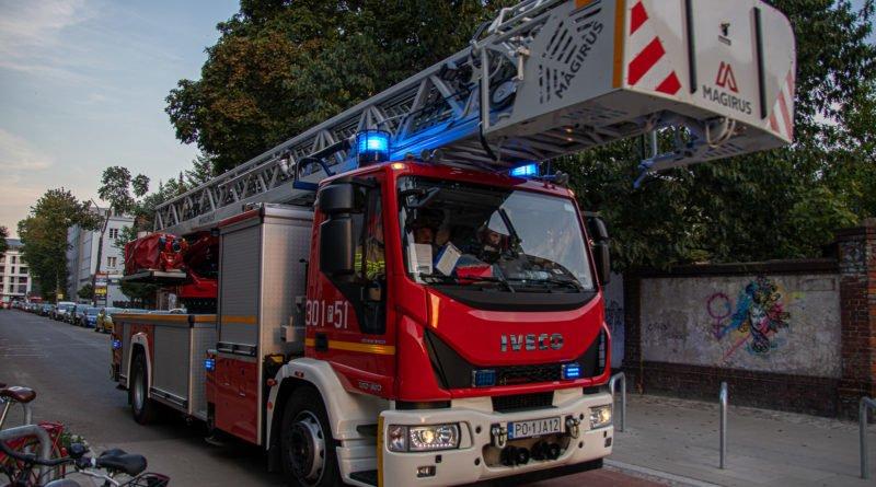 Straż Pożarna Fot. Sławek Wąchała