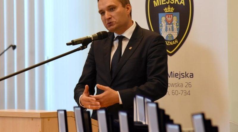 straznicy miejsc 6 800x445 - Poznań: Strażnicy miejscy świętują