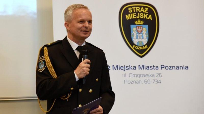 straznicy miejscy 3 800x445 - Poznań: Strażnicy miejscy świętują
