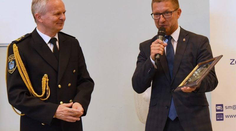 straznicy miejscy 9 800x445 - Poznań: Strażnicy miejscy świętują