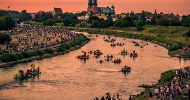 szlakiem rzeki warty 1 390x205 - Poznań: Warta w Poznaniu jest piękna!