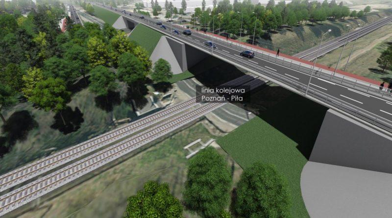 wiadukty lutycka golecinska4 fot. ump 800x445 - Poznań: Przetarg na projekt wiaduktów przy ulicach Lutyckiej i Golęcińskiej
