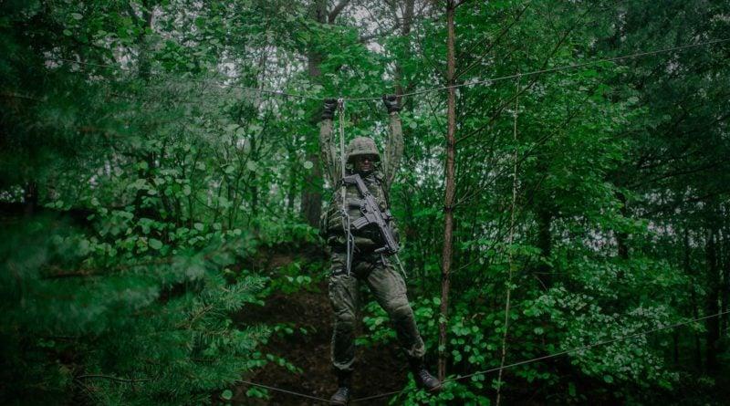 wot 2 800x445 - Leszno: Szkolenie wysokościowe wielkopolskich terytorialsów