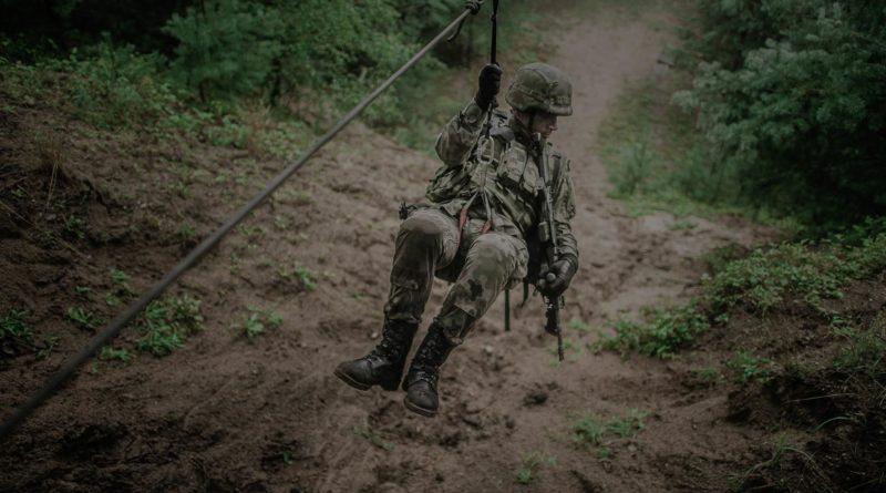 wot 6 800x445 - Leszno: Szkolenie wysokościowe wielkopolskich terytorialsów