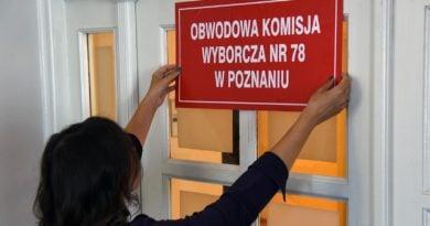 wybory 2019 fot. ump 390x205 - PKW podaje pierwsze dane frekwencyjne. Także w Poznaniu