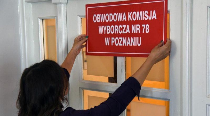 wybory 2019 fot. ump 800x445 - PKW podaje pierwsze dane frekwencyjne. Także w Poznaniu