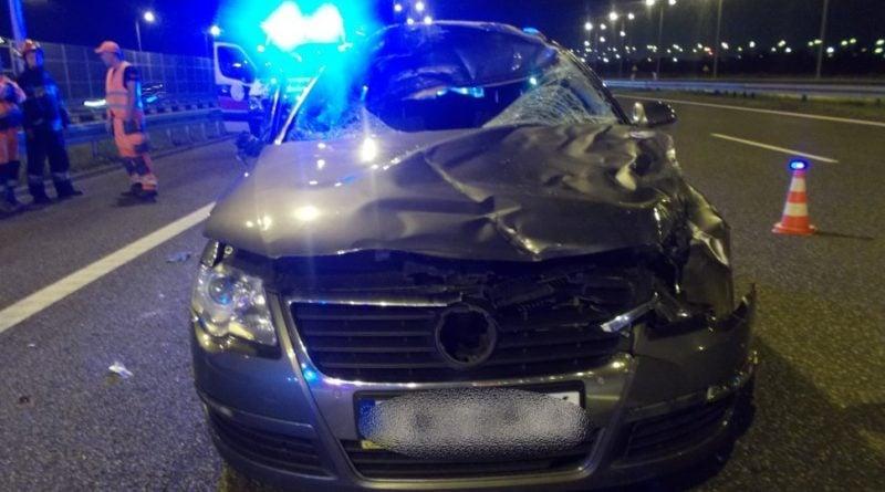 wypadek gliwice fot. ksp 800x445 - Leszno: Tragiczna śmierć policjanta