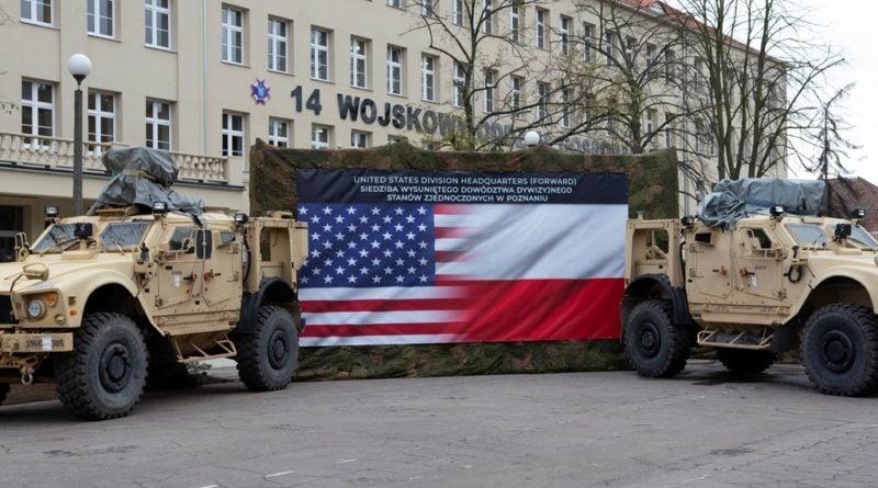 14 wojskowy oddzial gospodarczy 2 800x445 - Poznań: Amerykanie już przyjechali do stolicy Wielkopolski