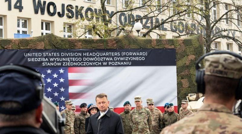 14 wojskowy oddzial gospodarczy 5 800x445 - Poznań: Amerykanie już przyjechali do stolicy Wielkopolski